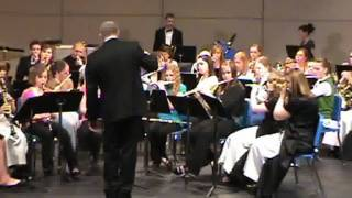 grand serenade for an awful lot of winds and percussion lyman high school band part 2