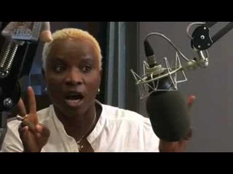PRI's The World: Angelique Kidjo and Marco Werman