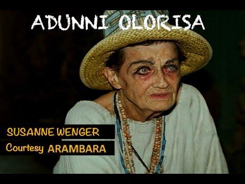 Susanne Wenger (Adunni Olorisa)