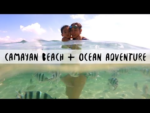Subic, Philippines | Camayan Beach + Ocean Adventure | GoPro | Blackbird Blackbird - Darlin' Dear