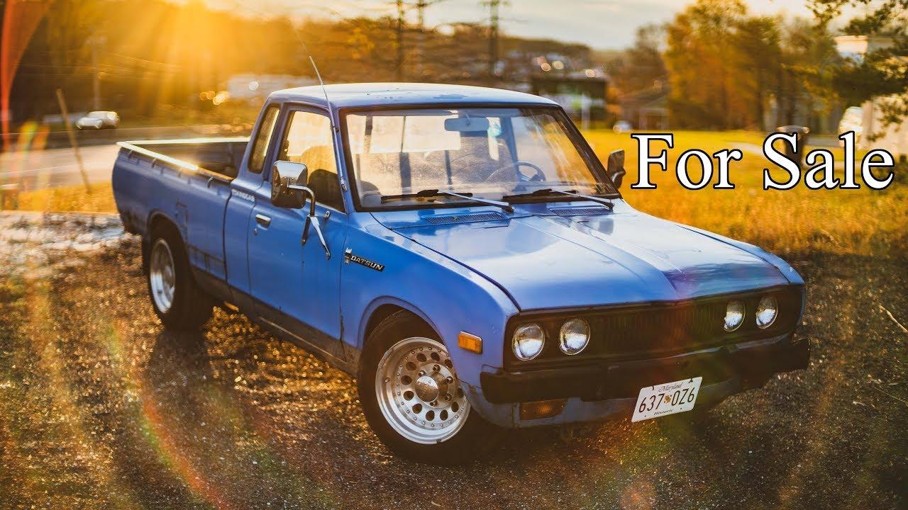 Datsun 620 For Sale Youtube