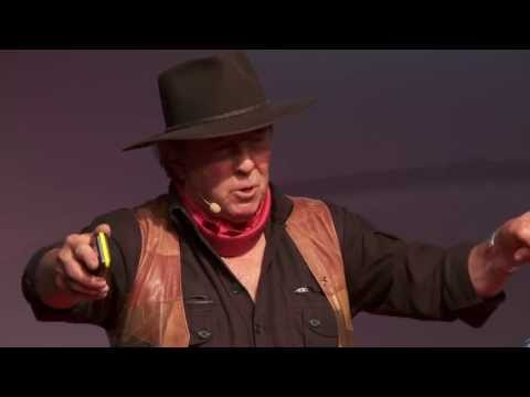 'Stolpersteine' (stumble blocks): Tracks and paths: Gunter Demnig at TEDxKoeln