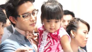 James Jirayu (เจมส์ จิรายุ) & Wanmai (วันใหม่) : 12 สิงหาคม 2557 - วันแม่ สวนอัมพร