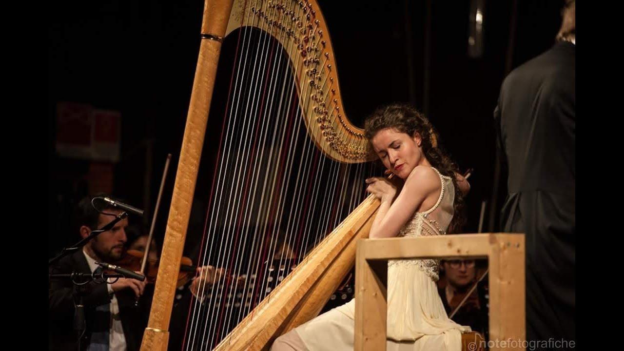 Ginastera - Harp Concerto | Claudia Lucia Lamanna