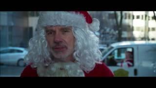 Плохой Санта - 2 дублированный трейлер без цензуры