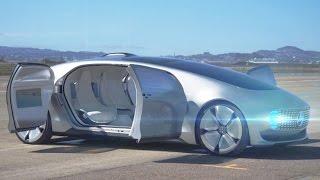 실존하는 미래자동차 (Amazing Future Cars 2) 놀라운 컨셉트카 기술 | 신기한 미래자동차 | Mercedes Concept Car
