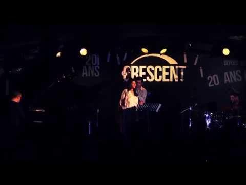 Agathe Iracema Sur La Scene Du Crescent Jazz Club Mâcon