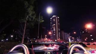 (HD) Tokyo Time Lapse Drive 02
