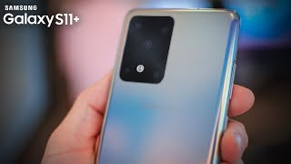 Samsung Galaxy S11 - REAL LIFE LOOK!