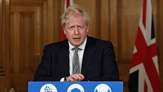 video: Coronavirus latest news: Boris Johnson confirms second national lockdown for England from Thursday