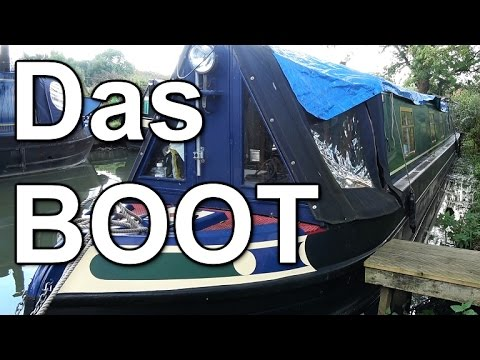 64. A (new!) tour around my tiny home: a canal narrowboat - Part 1 of 2