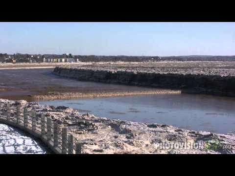 Tidal Bore, Petitcodiac River, 2014-02-01, Short version