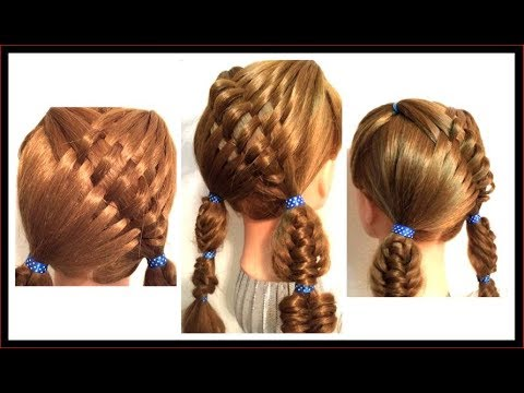 HAIRSTYLES 2019 / FOR KIDS  / HairGlamour Styles /  Hairstyle Tutorials thumbnail