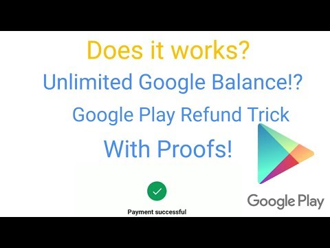 Google Play Refund Trick| Does it works?