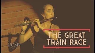 The Great Train Race - Ian Clarke