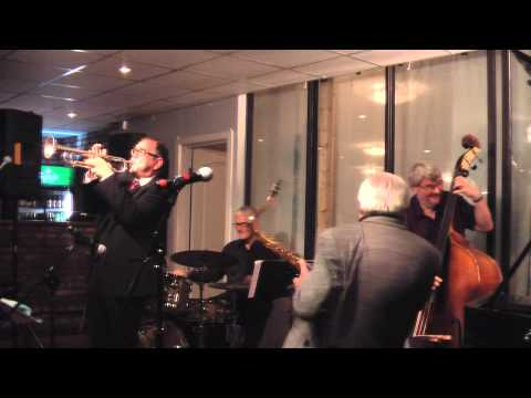 Lady be good - Mårten Lundgren at Falsterbo Jazzklubb