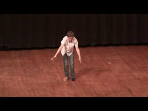 "Jonah Williams ""THE ENTERTAINER""  Sheridan School Talent Show 12 16 16"