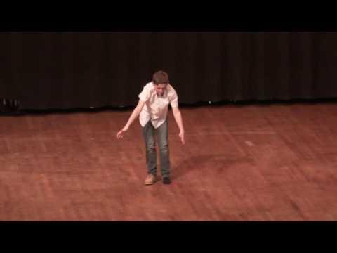 "Jonah Williams ""THE ENTERTAINER"" Sheridan School Talent Show 12 /16 /16"