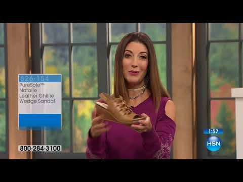 HSN | The All Day Shoe 08.19.2017 - 06 AM