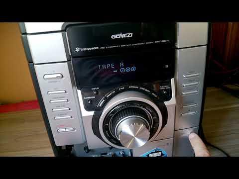 Micro System Sony HCD RG 270 - STK pipocando!