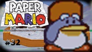 El misterio del alcalde pinguino/Paper Mario capítulo 32