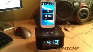 iHome iC50 Dock and Charger Review