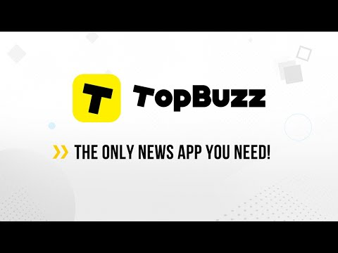 TopBuzz News: Breaking, Local, Entertaining & FREE - Apps