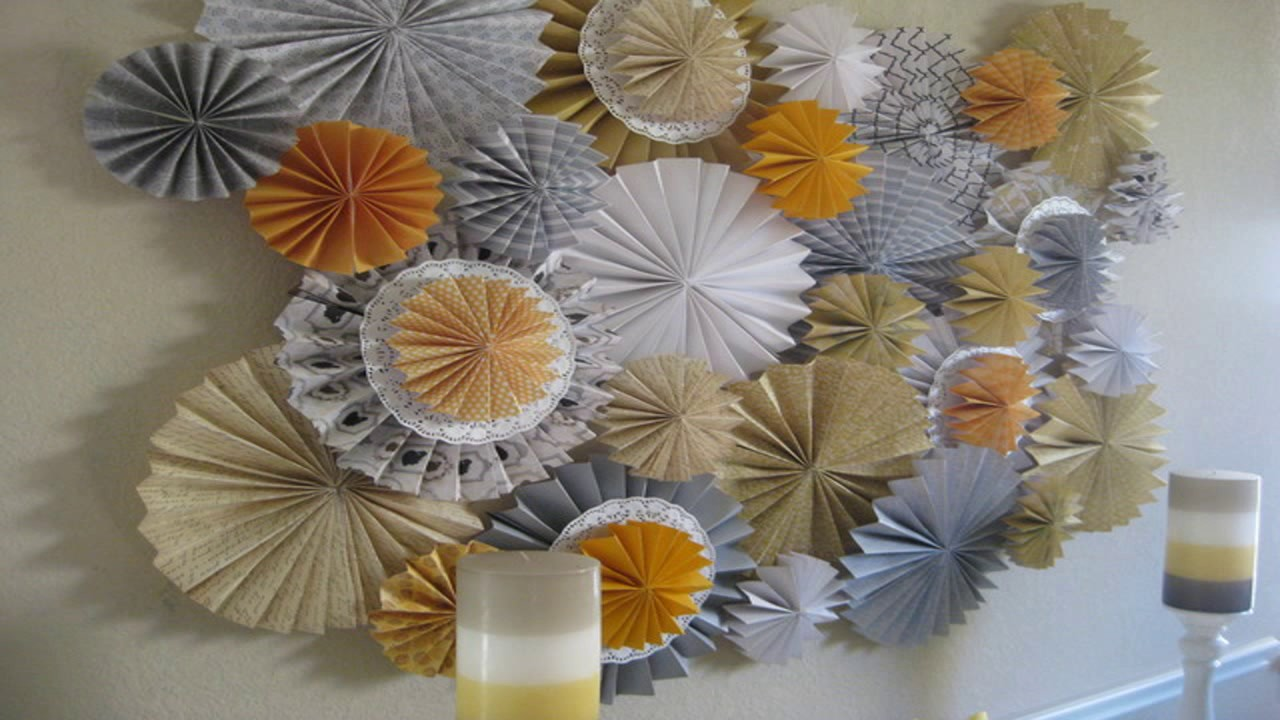 Paper flower home decoration diy wall decoration paper flowers paper flower home decoration diy wall decoration paper flowers door decor mightylinksfo Image collections