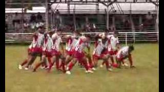 south pacific games 2007 Tonga Rugby League Team