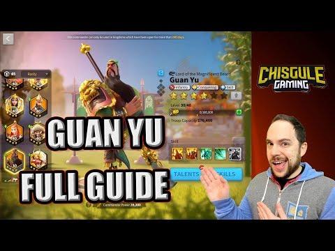 Commander Guide: Guan