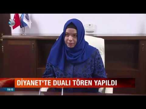 Diyanet'te ilk kadın başkan yardımcısı