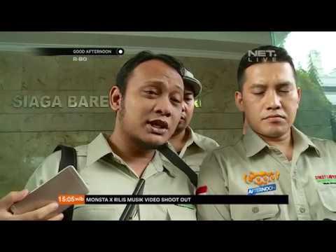 Ketua GP Ansor Dilaporkan Terkait Pembakaran Bendera