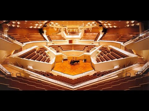 DEUTSCHE OPER BERLIN + BERLINER PHILHARMONIKER, NOVEMBER 2016
