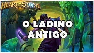 HEARTHSTONE - O LADINO ANTIGO! (STANDARD REMIX ROGUE)