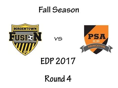 Bordentown FC vs PSA