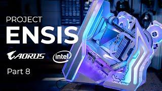 AORUS Ensis Part 8 -  Finished! | bit-tech Modding | feat. AORUS & Intel