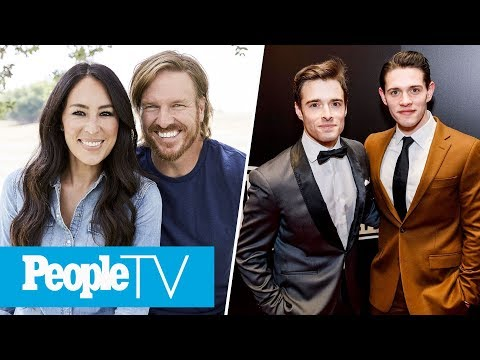 Joanna Gaines On Her 5th Pregnancy, Riverdale's Casey Cott & Brother Cory Tell All | PeopleTV