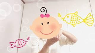"""どんぐりコロコロ 英語バージョン Japanese nursery rhyme """"The acorn"""""""