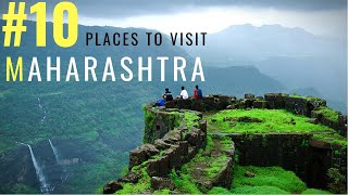 Best 12 Places in Maharasthra | Tourist Places in Maharasthra | Tourism | #011