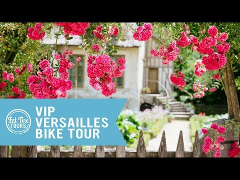 VIP Versailles Bike Tour | Fat Tire Tours