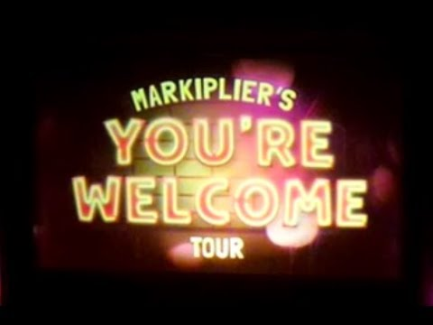 FULL SHOW Markiplier's You're Welcome Tour NASHVILLE, TN