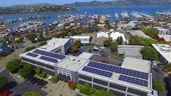 Financing energy improvements to two Marin County office buildings