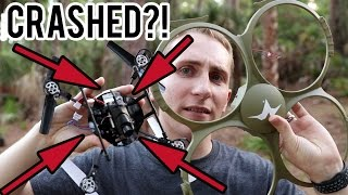 The most Crash Proof Drone I've ever tested // & Best Drone for Beginners