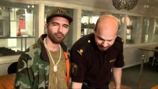 Sean Banan besöker polisen - Cirkus Möller