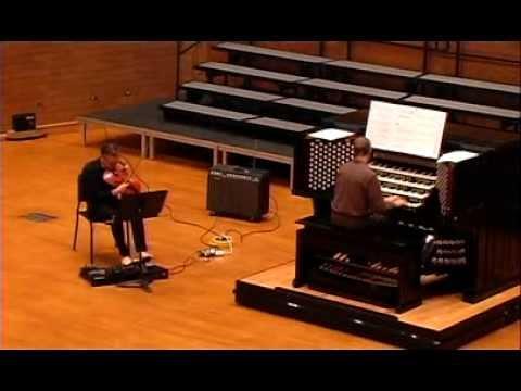 Christian Asplund, Chorale Prelude