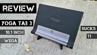 Lenovo Yoga Tab 3/ 10.1 Inch/ BIG Review