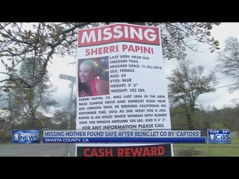 California mother who vanished weeks ago found safe