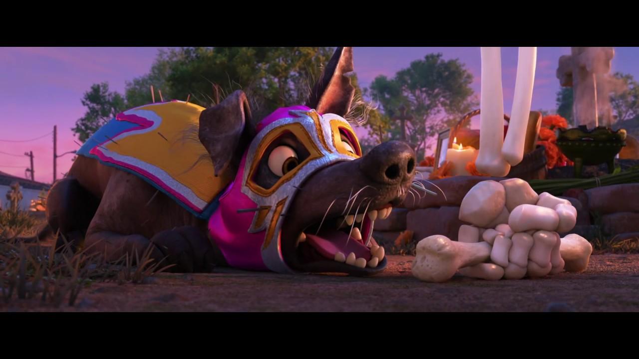 Coco De Disney Pixar Presenta El Almuerzo De Dante Un Cuento Corto En Espanol