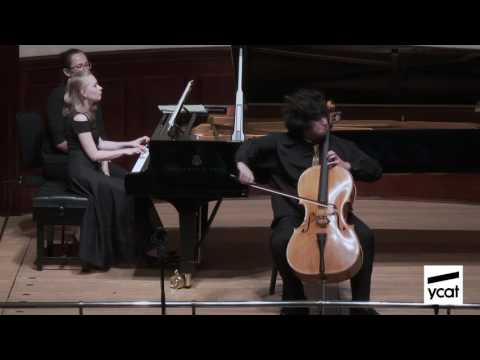 Jamal Aliyev, Maria Tarasewicz; Chopin, Introduction et polonaise brilliante, Op. 3