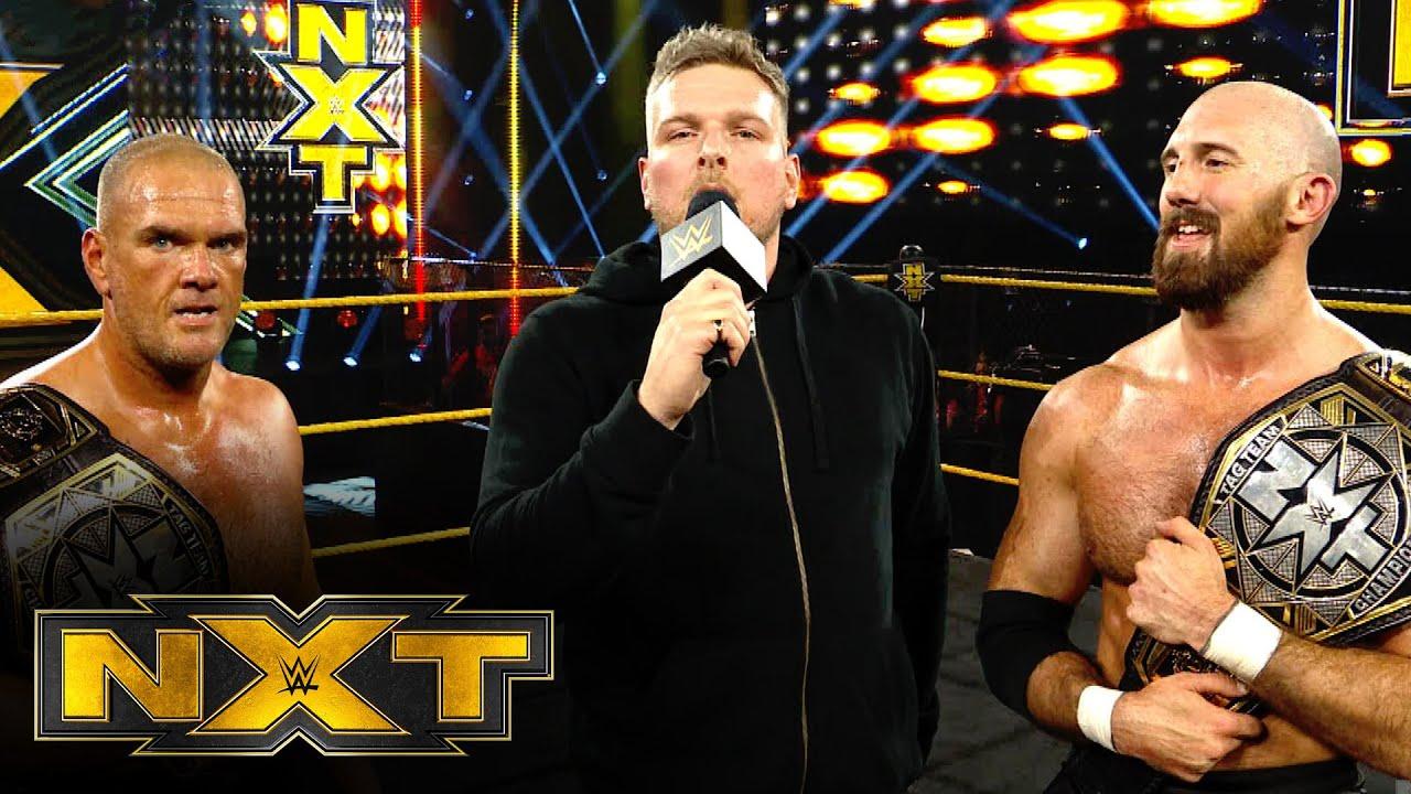 Pat McAfee Praises AEW Dynamite Match